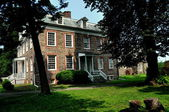 NYC: Van Cortlandt Manor House Museum — Stock Photo