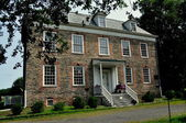 NYC: 1748 Van Cortlandt Manor House — Stock Photo