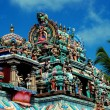 Penang, Malaysia: Hindu Temple at Penang Hill — Stock Photo #51135697
