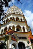 Penang, Malaysia: Kek Lok Si Temple Pagoda — Stock Photo