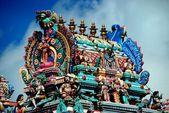 Penang, Malaysia: Hindu Temple — Stockfoto