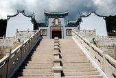 Penang, Malaysia: Tien Gong Tan Taoist Temple — Stock Photo