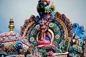 Penang, Malaysia: Murugan Hindu Temple — Stock Photo