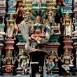 Georgetown, Malaysia: Hindu Temple — Stock Photo