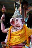 Georgetown, Malaysia: Ganesha at Wat Buppharam — Zdjęcie stockowe