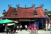 Georgetown, Malaysia: Kuan Yin Buddhist Temple — Stock Photo