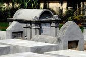 Georgetown, Malaysia: Old Jewish Cemetery — ストック写真