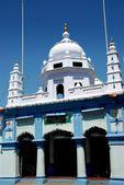 Georgetown, Malaysia: Nagore Durgha Sheriff Hindu Temple — Stok fotoğraf