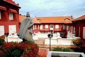 Melaka, Malaysia: Dutch Stadthuys (Town Hall) — Stock Photo