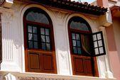 Melaka, Malaysia: Chinese House on Jonker Walk — Stock Photo