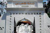 Melaka, Malaysia: Hang Kastun Tombs — Stock Photo