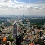 Kuala Lumpur, Malaysia: Vista of the  City — Stock Photo #51535561