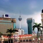Kuala Lumpur, Malaysia: Merdeka Square — Stock Photo #51535585