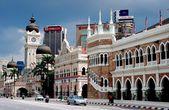 吉隆坡,马来西亚: 默迪卡广场 — 图库照片
