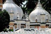 Kuala Lumpur, Malaysia: 1909 Masjid Jamek Mosque — Stock Photo
