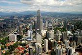 Kuala Lumpur, Malaysia: Vista of City — Stock Photo