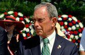 NYC: Mayor Michael Bloomberg — Stock Photo
