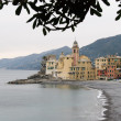 Camogli village  — Stock Photo