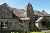 Old post office in Cornwall — 图库照片