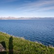 Yellowstone Lake — Stock Photo