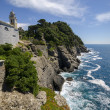 Promontory of Portofino — Stock Photo