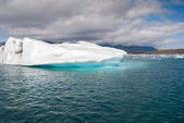 Jokulsarlon lake — Photo