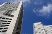 在旧金山的摩天大楼 — 图库照片