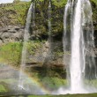 Seljalandsfoss waterfall — Stock Photo #32694525