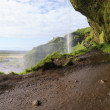 Seljalandsfoss waterfall — Stock Photo #32694701