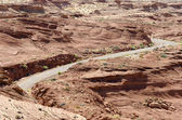 Road between the rocks to Page — Stock Photo