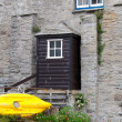House in Polperro — Stock Photo