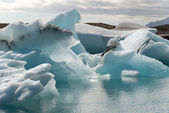 Lake Jokulsarlon — Photo
