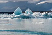 Lake Jokulsarlon — Foto Stock