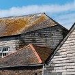 Roofs in Cornwall — Stock Photo