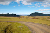 Landscape in Iceland — Stock Photo