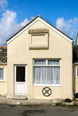 Haus in cornwall — Stockfoto
