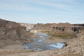 Canyon in Iceland — Stock fotografie