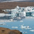 Jokulsarlon lake — Stockfoto