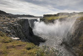 Dettifoss in Iceland — Stock Photo