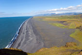 Beach in Iceland — Stock Photo