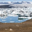 Jokulsarlon lake — Stock Photo