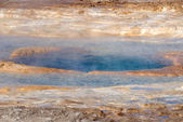 Geyser in Iceland — Stock Photo