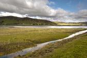 Paisaje en islandia — Foto de Stock