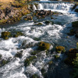 Stock Photo: Rapids in Vik in Iceland