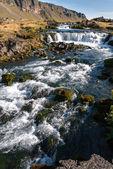 Rapids in Vik in Iceland — Stock Photo
