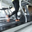 Treadmill — Stock Photo