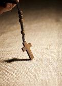 Rosary Beads — Stock Photo