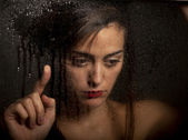 Dreams In The Rain — Stock Photo