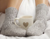 Coffee Morning — Stock Photo