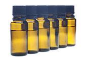 Glass Medicine Vials — Stock Photo